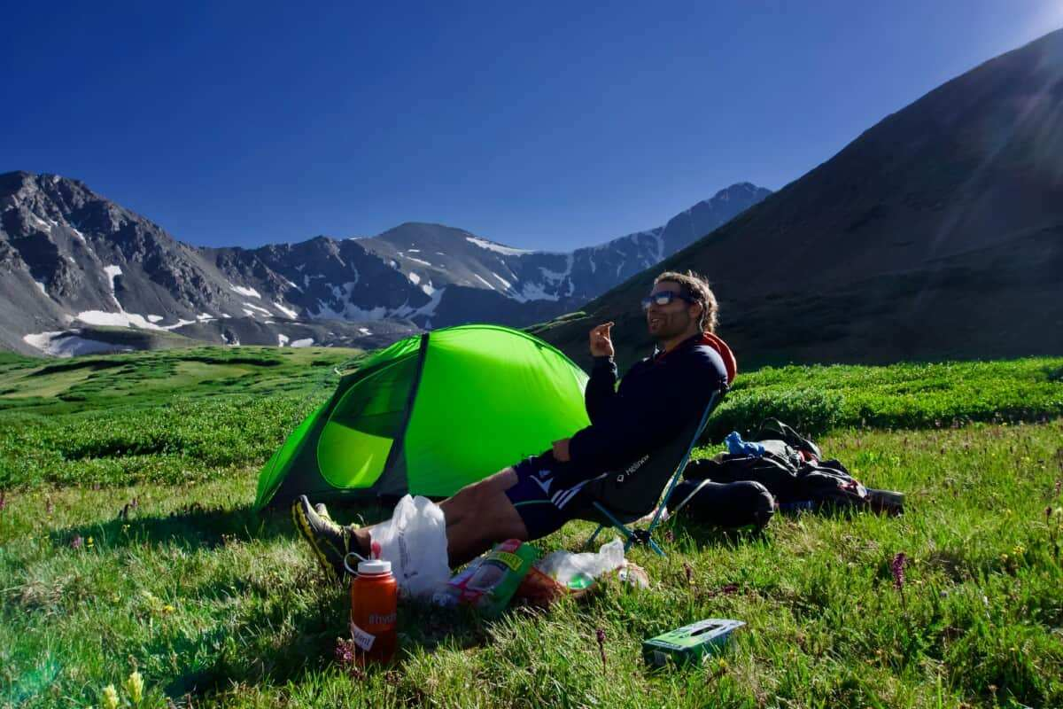 How Much Food Should I Take Backpacking