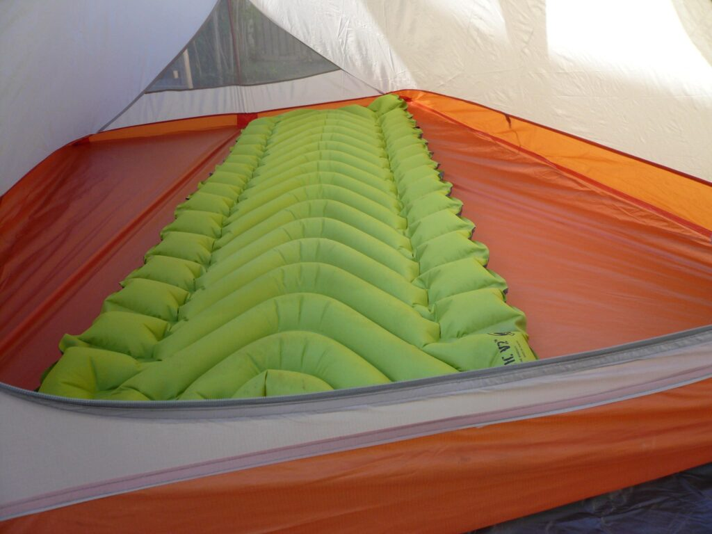 backpacking sleeping pad