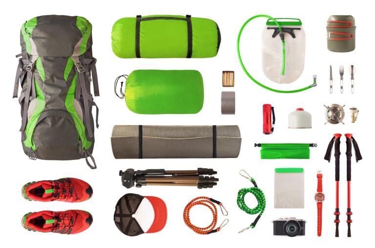 backpacking hiking gear